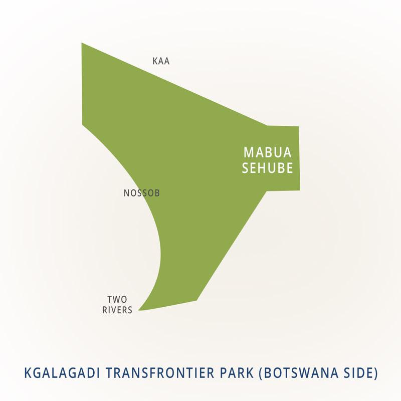 National Parks of Botswana: Kgalagadi