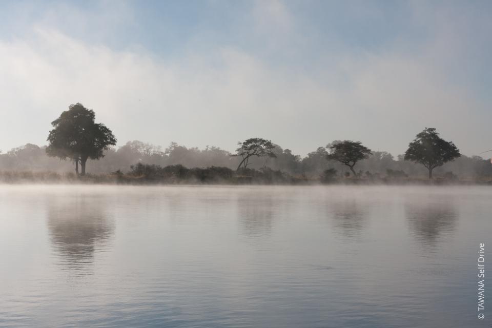 Self-drive adventure in Botswana: Panhandle